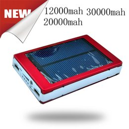 Wholesale Solar Phone Cases - Solar Powered Cell Phone Case For Iphone 6 Plus 5.5 External Battery Case 4200mah Power Bank For Iphone6 Plus Dhl Free Ship