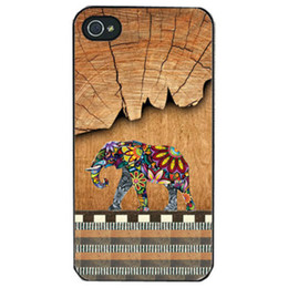 "Wholesale Tribal Cases Design - New Aztec Tribal Elephant Snap customized fashion design for iphone 6 case 4.7"" plus 5.5"" for iphone 4 4s 5 5s 5c Back cover case 001"