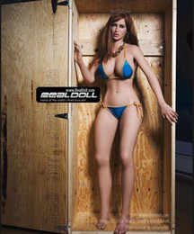 Wholesale Full Realistic Sex Dolls - Japanese Real Love Dolls Adult Male Sex Toys Full Silicone Sex Doll Sweet Voice Realistic Sex Dolls Hot Sale --086B41014