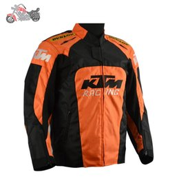 Wholesale Racing Motorbike Jacket - KTM Motorcycle Jacket chaqueta moto Motocross Jaqueta Moto Motocicleta Motos Motorbike Ropa Racing Clothing M L XL XXL 190