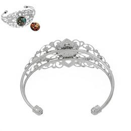Braccialetti di fascino alla moda 1 braccialetto a scatto Grande aggiunta di gioielli in argento colore Ginger Snap intercambiabili da