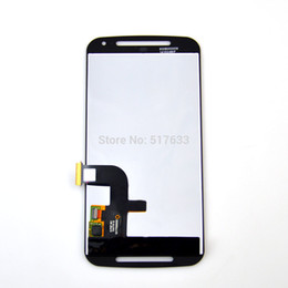 2019 display lcd motorola g2 All'ingrosso-Per Motorola Moto G2 XT1063 XT1064 XT1068 schermo LCD in vetro Touch Screen con Digitizer Assembly shiping gratuito + strumenti gratuiti display lcd motorola g2 economici