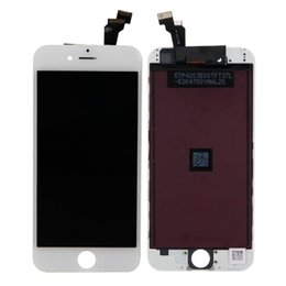 Wholesale Apple Iphone Broken - Great Quality iPhone 6 LCD Display Touch Screen Digitizer with Full Frame Assembly Replacement Parts For Your Broken iPhone