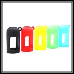 Wholesale Eliquid Case - Newest Eliquid Bottles Soft Pouch Silicone Case Protective Case Fit Liquid Bottle 15ML 30ML 50ML E Cigarette Rubber Sleeve Protective Cover