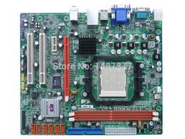 Wholesale Motherboard Ecs - Wholesale-Free shipping 100% original motherboard for ECS A780GM-M3 DDR2 Socket AM2 AM2+ Desktop Motherboard
