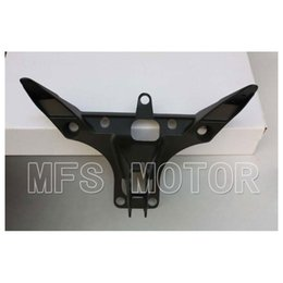 Wholesale R1 Stay - motorcycle parts head Cowling Front upper fairing stay brackets For Yamaha YZF R1 2002 2003 R1 02-03