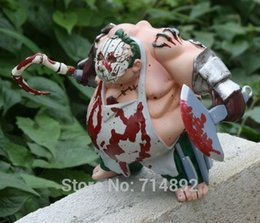 Wholesale Dota Figures - DOTA 2 Pudge figure DOTA2 heros TF doll super cool sytle toy for gift free shipping