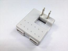 5V 1A Nuovo Dual USB 2 Port-adattatore caricatore della parete di iPhone di Apple Samsung da caricabatteria universale a ioni di litio fornitori
