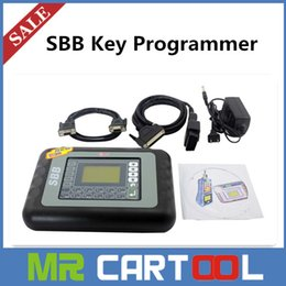 Wholesale Silca Sbb V33 Key Programmer - 2015 Hot SBB Key Programmer V33.02 Silca Sbb V33 TRANSPONDER KEY PROGRMMER support multi-langauge fast delivery free shipping