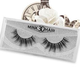 3D Vizon Yanlış Kirpik El Yapımı Doğal Uzun Kalın Hacimli Vizon Kürk Kirpikler Yumuşak Sahte Göz Kirpik uzantıları Siyah Tam Şerit Lashes cheap black fake eyelash strips nereden siyah sahte kirpik şeritleri tedarikçiler