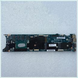 Wholesale Intel I7 Motherboards - Wholesale-Original Ultrabook motherboard for Lenovo Thinkpad X1 Carbon motherboard Intel FRU:00HN769 SR1EA I7-4600U Fully tested