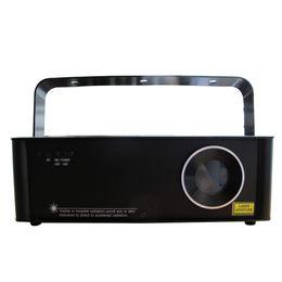 Wholesale Twinkle Laser - Laser Light effect 630mW RGB moving head twinkling 100mW green 300mW blue 200mW red Micro-step Motor DJ Laser Light DMX 8channles