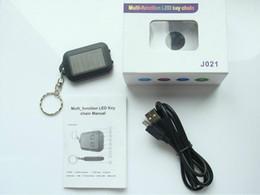 Discount micro led keychain - 10 lot new mini camera Multi Function LED Key Chain Mini Hidden spy Camera Keychain Car Micro DV spy car key spy Video