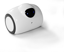 Wholesale Remote Robots - Ranababy Family Robot Accompany Baby Parents Lover Pets Smart Robot Monitor with IP Camera Remote Control by IOS Android Mobile Phone App