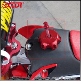 Wholesale Pressure Fuel Tank - Replacement Parts Tank Covers fuel tank cap & fuel tube pressure cap for dirt pit bike CRF70   CRF50   XR KLX
