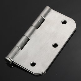 Wholesale Nickel Cabinets - Wholesale Price 3.5inch Stainless Steel Brushed Satin Nickel Door Butt Hinge Cabinet 5 8 inch Home DIY order<$18no track