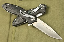 Wholesale Rescue Survival Knives - Little Fish Kershaw 1830 Survival Folding Knives,8Cr13Mov Blade Camping Knife,Rescue Knife. 1pcs freeshipping