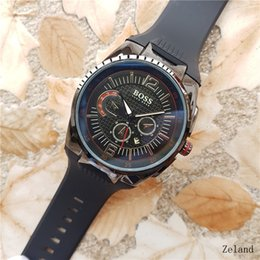 Wholesale Cheap Big Men Watches - Quartz Big Bang hot man date brand new drop shipping cheap High quality master men watch luxury sports Men's boss Watch #692