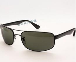 Explosionsgeschützte sonnenbrille online-3445 hohe Qualität explosionsgeschützte Anti-Throw-Sicherheitsglas Sonnenbrille Mode für Männer und Frauen Sonnenbrille