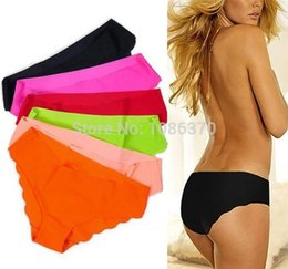 Wholesale Women Intimate Panty - BP61 Plus size New Cheeky panty DuPont Fabric Underwear women Briefs intimates Spring 2015 Knicker ropa bragas