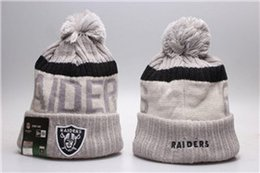 Wholesale Beanie Team Hats - New Fashion Unisex Teams Winter Hats 2017 Hot Sale USA FOOTBALL Teams Casual Beanie Winter Hat