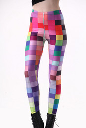 Wholesale Tights Comfortable - Fashion women leggings comfortable clothing leggings pants colorful leggings sexy pants 8 p l free shipping