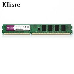 Wholesale 4gb Ddr3 Desktop Memory - Kllisre Ram DDR3 4GB 1333 MHz Desktop Memory 240pin 1.5V sell 2GB 8GB New DIMM