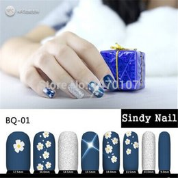 Wholesale Halloween Nail Sticker - Newest Hot Selling Nail Flash Sticker Mobile Sensors Nail Stickers NFC Smart Nail Patch Japanese LED Nail Sticker