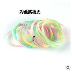 Wholesale Circle Loom Wholesale - 100 Pcs High-Quality Bands Colorful loom Rubber bands DIY making kit for make rubber band bracelet twistz bandz 367