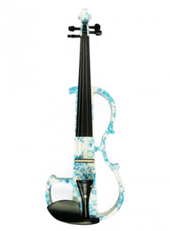 Wholesale Quality Visual - Advanced Art Electric Violin,Visual Arts Electric Violin -Hot Sale quality warranty Handmade Solid Spruce Electric Violin