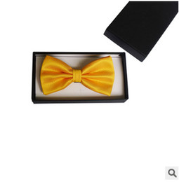 Wholesale Tie Gift Box Packaging - Custom Made Gift Boxes For Necktie Package For Bow Ties Presentation Box For Bow Ties Gift Packing Cheap