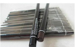 Wholesale wholesale dry goods - FREE SHIPPING HOT good quality Lowest Best-Selling good sale NEW Makeup Automatic rotating and telescopic waterproof eyeliner black and brow