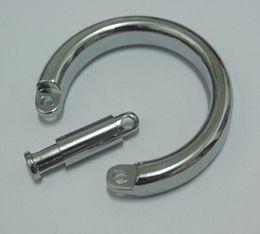 Livraison gratuite anneau de chasteté pour métal accessoire de produit de sexe fétiche de chasteté en métal pour hommes, sexe iteam ? partir de fabricateur