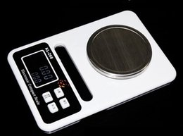 Wholesale Medicine Instrument - Wholesale-500g-0.01g Household Measure Instrument Electronic Digital LCD Weight Scale Counting Function Medicine Scale New Arrive