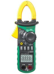 Wholesale Digital Hz Frequency Meter - Wholesale-Auto Range Digital Clamp Meter Multimeter Hz Frequency Voltage Tester MS2108A*