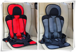 Wholesale Harness For Baby Car Seat - Free Shipping High Quality Car Child Baby Safety Cover Harness for 0-5 Years Old Baby Portable Infant Car Seats Child Safety Chair