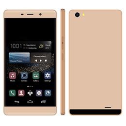 Wholesale Star Wifi Phone - Star P8+ Dual Core Mobile Phone 3G WCDMA 6 Inch Big Screen Android 4.4 MTK6572 Smartphone 5.0MP GPS 3200mAh P8 Plus