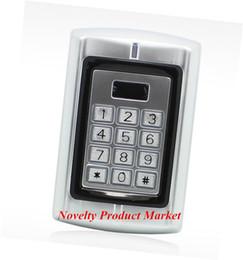 Wholesale Entry Metal Door Access Control - Metal Case 1000 Users Door Access Control System Entry Door Lock Keypad Access Control