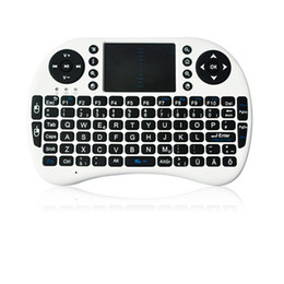 Rii I8 Fly Air Mouse Mini Wireless Handheld Keyboard 2.4 GHz тачпад пульт дистанционного управления для M8S MXQ MXIII TV BOX Mini PC 10 шт.