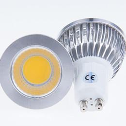 Wholesale Mr16 Led 12v 15w Epistar - 5X 9W 12W 15W COB GU10 GU5.3 E27 E14 MR16 Dimmable LED Sport light lamp High Power bulb More than 120 degrees DC12V AC 110V 220V 240V