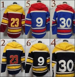 Wholesale White Sleeveless Hoodie Men - hoodie #23 #9 #30 #35 red white 2015 Cheap Rev 30 Basketball Jerseys Embroidery Sportswear Jersey S-3XL 44-56 free shipping