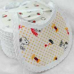 Wholesale Scarf Wholesalers China - Fashion design baby bandana bibs cotton jersey soft bib made in china cotton toddle scarf baby bibs customize NP30