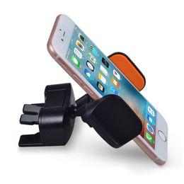 Wholesale Multifunction Gps - Universal Car Air Vent Phone Holder Mount CD Slot Bracket 360 Degree Rotation Multifunction for iPhone Samsung