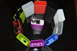 Smok xpro online-Smok Xcube 2 Funda de silicona Colorida Funda protectora de goma Funda protectora Piel para Smoktech x cube II VS xpro m80
