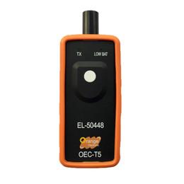 2019 по для ремонта автомобилей alldata EL-50448 Автоматический Датчик Контроля Давления в Шинах TPMS Инструмент Активации OEC-T5 для автомобиля GM
