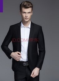 Wholesale Interview Clothes - men suit men's leisure clothing cultivate one's morality suit students interview a business suit