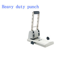 Wholesale Paper Hole Puncher - The Best Heavy Duty Punch two holes Financial dedicated multi-punch paper Perforated sheets Hole puncher order<$18no track