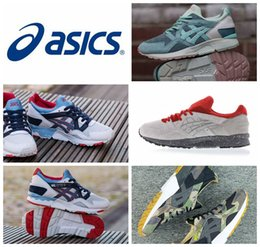 Wholesale Gel Lyte - New Colors Asics Gel Lyte V5 Running Shoes For Women & Men, Fashion Lightweight Breathable Athletic Sport Sneakers Eur 36-44 Free Shipping
