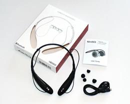 lg hbs auricular Rebajas HBS-800 Auriculares Cubierta suave Deportes electrónicos Auriculares estéreo Bluetooth Auriculares inalámbricos Auriculares Iphone 4s 5 5s Samsung LG
