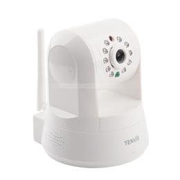 Wholesale Megapixel Ip Camera Ptz - 5X Zoom WIFI Wireless 1.3 Megapixel PTZ IR-CUT D&N IP HD Camera
